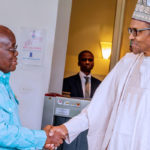 Buhari Reacts To Attempted Coup In Ghana