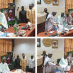 Ganduje Receives Report Of Ruga Settlement Committee In Kano