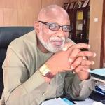 'Fish Out Olakunri's Killers', Akeredolu Tells IGP