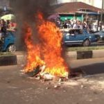 Three Suspected Kidnappers Burnt To Death In Abuja