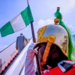 President Buhari Departs Abuja For New York Ahead Of 74th Session Of UN General Assembly (Photos & video)