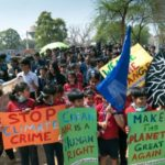 Climate protest: Go green or die, Indian students hit streets