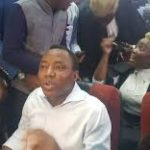 Court Remands Sowore, Co-Defendant In DSS Custody (photos)