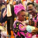 PHOTOS: Pastor Paul Enenche Allegedly Resurrect a Dead Baby With Powerful Prayers