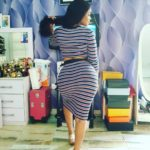 Iyabo Ojo Flaunts Massive Backside In New Photos