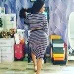 Iyabo Ojo Flaunts Massive Backside In New Photos