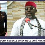 Biafra: Rochas Okorocha reveals when he'll join Nnandi Kanu's IPOB