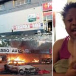 Xenophobia: Angry Nigerian Woman In Tears, Lambastes Buhari And Pastor Osinbajo (Video)