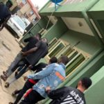 PHOTOS: EFCC Arrests Six Suspected Internet Fraudsters In Lagos