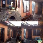 Revenge: Police Burn Houses In Aba, Properties Destroyed (Photos)