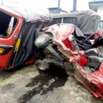 Truck Crushes 3 To Death In Uyo, Injures Many (Disturbing Photos)
