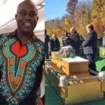 Photos from the funeral of Pius Adesanmi who died in Ethiopian Airlines crash