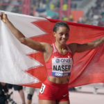 Nigerian-Born, Salwa Eid Naser Wins Gold Medal For Bahrain After Converting To Islam