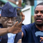 Photos: Deji Adeyanju submits petition to EFCC to investigate Asiwaju Tinubu's bullion vans 'episode'