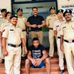 Nigerian Man Ifeanyi Obi Arrested With A Record $400K Drugs In India
