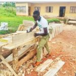 See Amazing Contributions Of This Serving Youth Corps Member, Stephen Teru To His Community (photos)