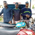 MAN STEALS IN – LAW'S UNIFORM FOR ROBBERY