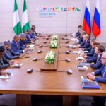 Nigeria Benefits From Africa-russia Summit Held In Sochi