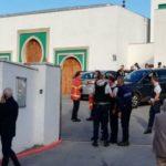 2 people injured as gunman attacks mosque (photos)