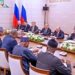 Details Of Buhari's Meeting With President Putin In Russia Emerge