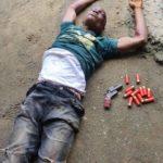 Notorious kidnap gang leader, 'Devil' gunned down