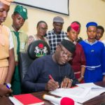 Fayemi: You can't find any out-of-school children in Ekiti
