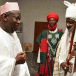Emir Sanusi Denies Sacking His Palace Chief For Honouring Ganduje