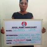 Female Banker, Gladys Udia Arrested For Stealing Customer's N3.4M In Portharcourt