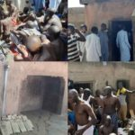 18 Days After Kaduna House Of Horror, Chained Children Found At Religious Centre In Daura (photos)