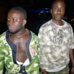 River State Police Arrest Two Disabled Persons For Using Military Uniform To Rob Residents