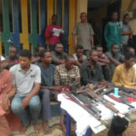 Police Parade Undergraduate, Others For Kidnapping