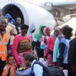 173 Stranded Nigerians Return From Libya