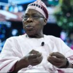 Former President, Obasanjo Reveals Why He Built A Church And Mosque In His Library Premises