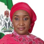 Nigerian Youngest Minister, Sadiya Umar Farouq Takes Over SIP, Others From Osinbajo