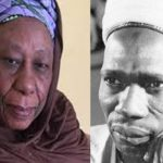 Late Prime Minister Tafawa-Balewa's wife is dead