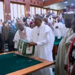 Buhari Presents N11tr 2020 Budget To National Assembly Today