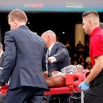 27-year-old boxer, Patrick Day dies of brain injury four days after he was brutally knocked out (photos)