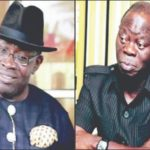 Bayelsa Race: You Don't Know Lyon Well Enough, Dickson Replies Oshiomhole