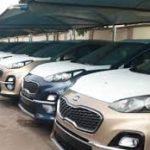 Sanwo-Olu donates 50 cars to Lagos magistrates
