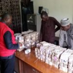EFCC Raid Zamfara INEC Office, Recovers 4 'Ghana-Must-Go' Bags (PHOTOS)