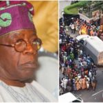 EFCC Receives Petition To Investigate Tinubu Over Bullion Vans