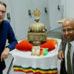 Ethiopian crown set to return home after 21 years