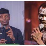 Fela Deserves National Honour – Yemi Osinbajo