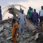 Two-Storey Building Collapses In Jos