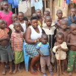 World's most fertile mother who gave birth to 44 children has finally been stopped from having more kids (photos)