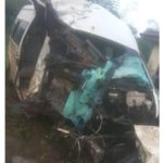 One Dead, Seven Injured In Ogun Auto Crash [Photos]