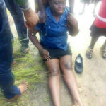 PHOTOS: Tragedy Struck In Imo Community As Four Dead, One Survives After Car Plunges Into River