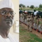 847 soldiers buried in Army cemetery, Ndume alleges