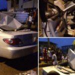Three Killed In Ondo Auto Crash (PHOTOS)