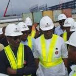 Timipre Sylva Visits Dangote Oil Refinery (photos)